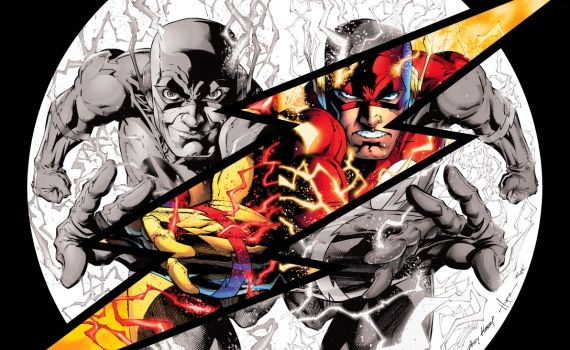 Flashpoint Justice League: Flashpoint Paradox Extended Preview: History of the Flash