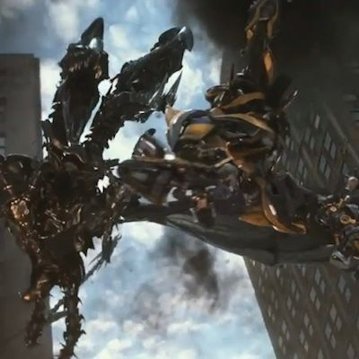 Flying Dinobot Transformers 4 Movie Character