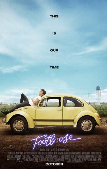 Footloose Remake Poster Footloose Remake Trailer Is Like The Original, Only Hip & Gritty