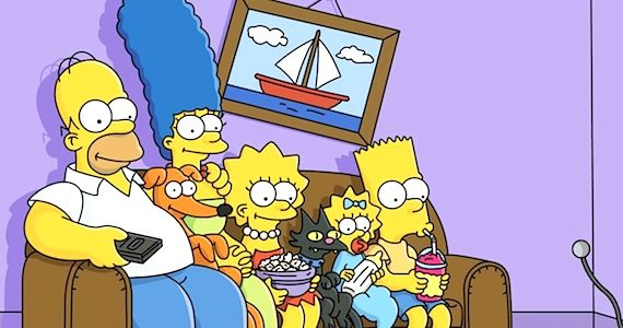 Fox Threatening to Cancel The Simpsons TV News Wrap Up: The Simpsons Syndication, Whose Line Is It Anyway? Season 2 & More