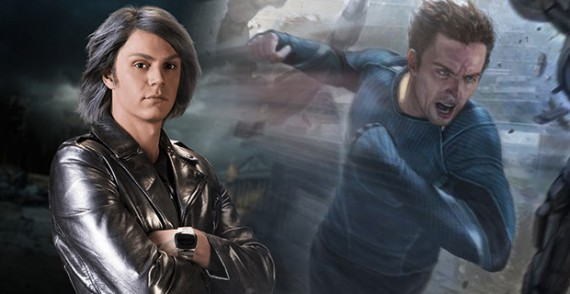 Fox X Men Quicksilver vs Marvel Avengers Quicksilver 570x294 Fox X Men Quicksilver vs Marvel Avengers Quicksilver