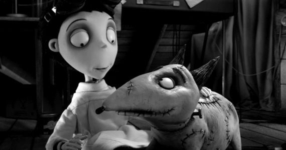 Frankenweenie2 Tim Burton Talks Frankenweenie, Protective Parents, & Killing Cartoon Animals