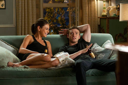 Friends with Benefits trailer with Justin Timberlake and MIla Kunis Friends with Benefits Trailer Mocks Yet Embraces Rom Com Clichés
