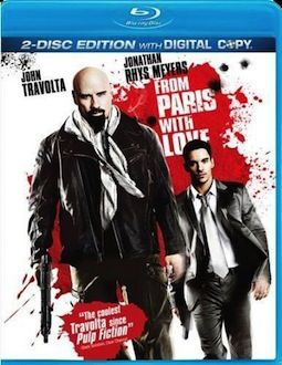 From Paris With Love DVD/Blu ray Breakdown: June 8, 2010
