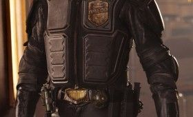 Full Judge Dredd Costume from Dredd  280x170 Sci fi Roundup: New Dredd Synopsis; Prometheus & Looper Posters & Images [Updated]