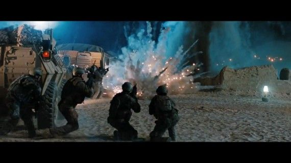 GI Joe 2 032 570x320 More pyrotechnics from G.I. Joe: Retaliation