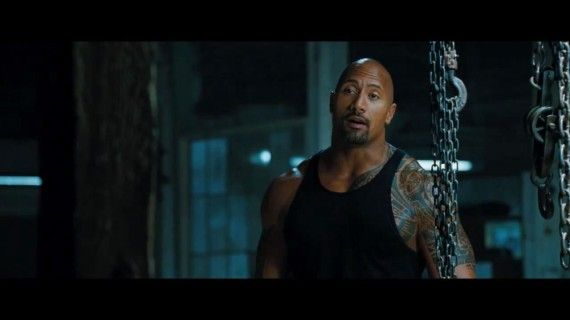 GI Joe 2 114 570x320 Dwayne Johnson in a scene from G.I. Joe: Retaliation