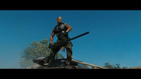 GI Joe 2 116 570x320 Dwayne Johnson looks tough as nails in G.I. Joe: Retaliation