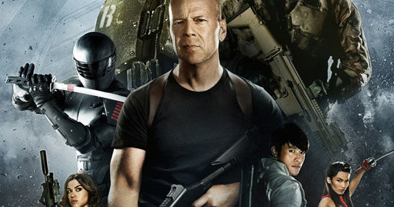 GI Joe 2 Retaliation Poster Trailer G.I. Joe: Retaliation Set Visit Preview: Gravity, Kung Fu, and Yo Joe!