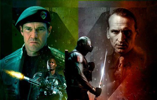 GI Joe 2 G.I. Joe 2 Coming In 2012?