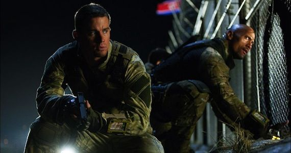 GI Joe 3 Evan Daugherty Snow White and the Huntsman Writer Hired for G.I. Joe 3