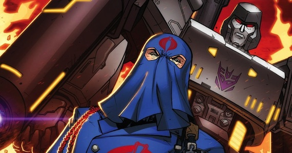 GI Joe Transformers Crossover Movie G.I. Joe 2 Producer Says Transformers Crossover Movie is a Possibility