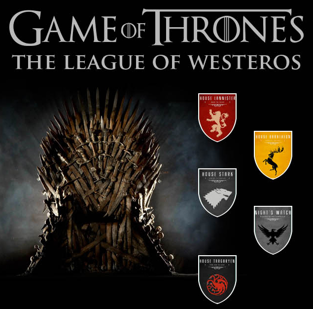 Game of Thrones League of Westeros SR Geek Picks: Where The Avengers Were in Captain America 2, HYDRA Memes and More