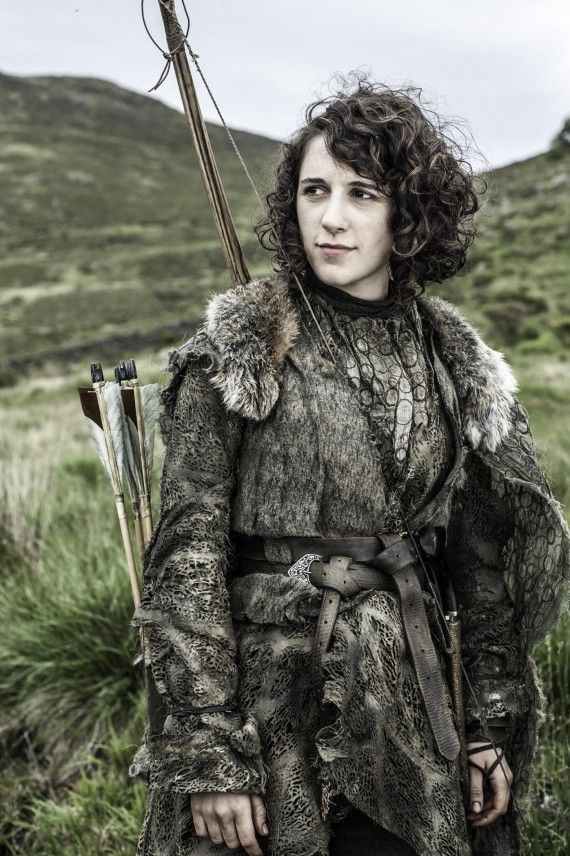 Game of Thrones Meera Reed 570x856 Game of Thrones Meera Reed