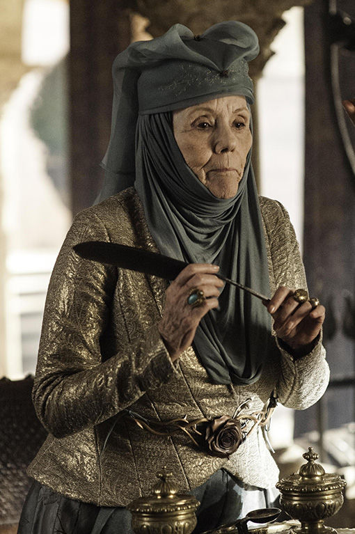 Game of Thrones Olenna Redwyne Game of Thrones Olenna Redwyne