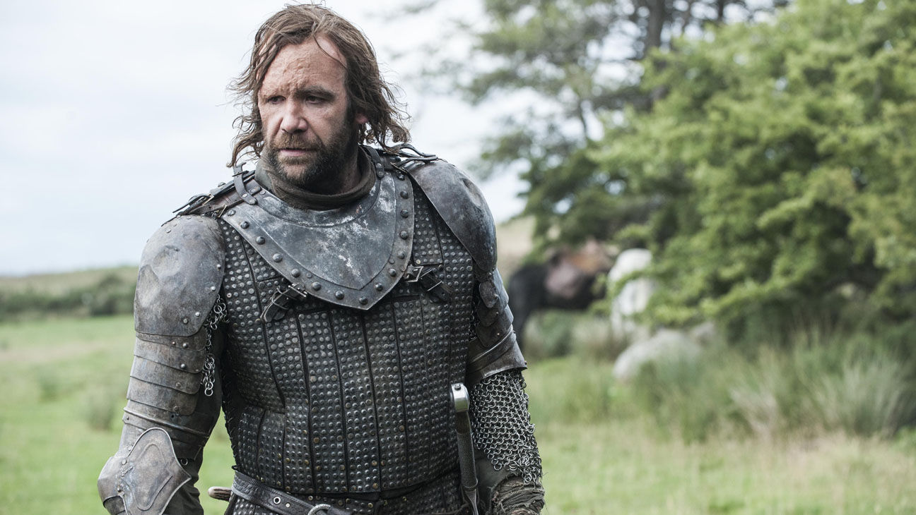 Game of Thrones season 4 The Hound Game of Thrones season 4   The Hound