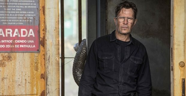 Gary Oldman in Dawn of the Planet of the Apes Dawn of the Planet of the Apes Review