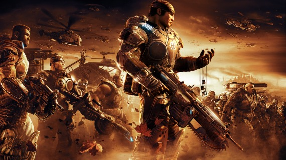 Gears of War Movie Deal Gears of War Movie Lands New Producer, Script in the Works