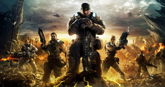 Gears of War Movie Gears of War Movie Lands New Producer, Script in the Works