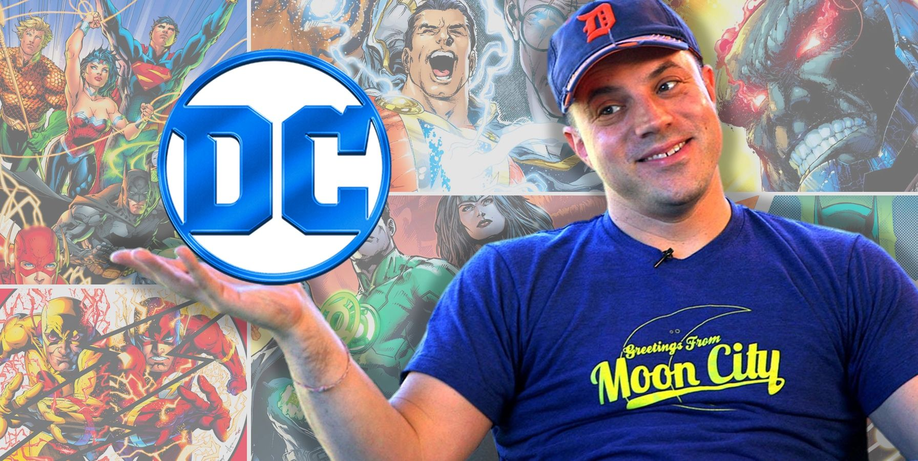 Scoop: Geoff Johns Is Now President As Well As Chief Creative ...