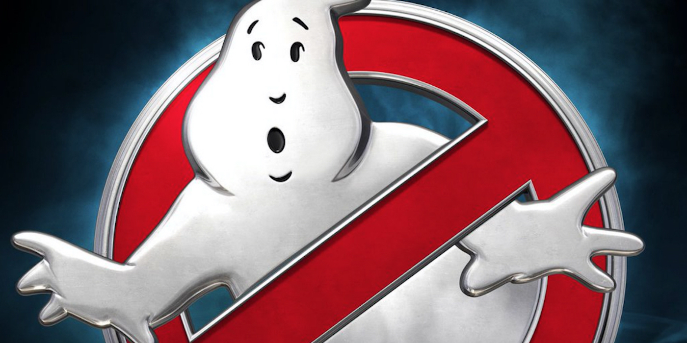 Ghostbusters 2016 Official Logo