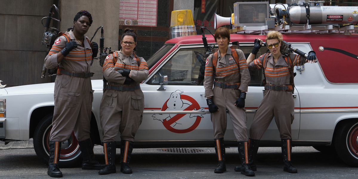 Annie Potts ghostbusters 3