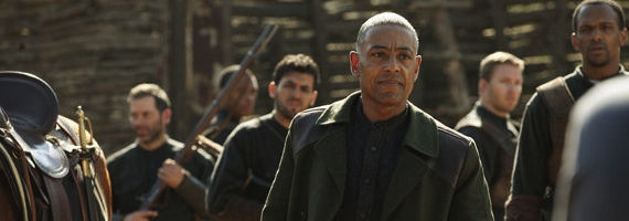 Giancarlo Esposito Revolution NBC Revolution Series Premiere Review