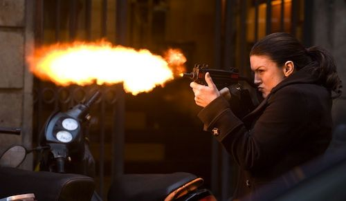 Gina Carano Haywire Movie Haywire Review