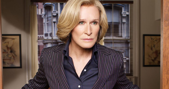 Glenn Close Damages Cast Glenn Close Joins Guardians of the Galaxy As A Leader of Nova Corps