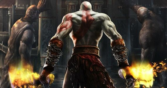 God of War Movie Update Writers Marcus Dunstan & Patrick Melton Talk God of War Movie and Other Projects