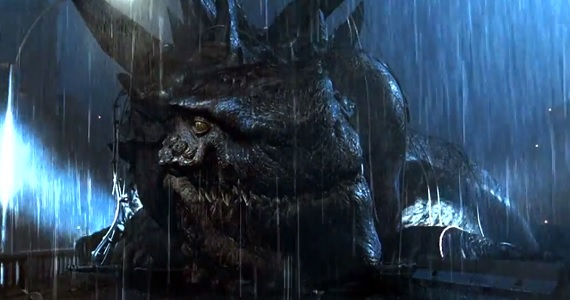 Godzilla 1998 Godzilla Reboot: Plot Details and Set Photos of Bryan Cranston & Aaron Johnson