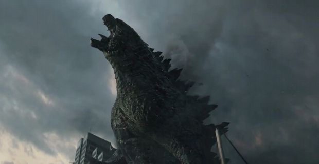 Godzilla 2014 Full Monster 5 New Godzilla Clips: Let Them Fight