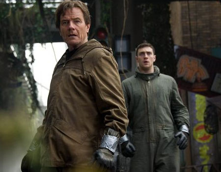 Godzilla Bryan Cranston Aaron Johnson The Riskiest Box Office Bets of 2014