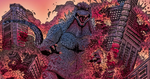 Godzilla Half Century War Godzilla Cast Finalized; Begins Production in Canada