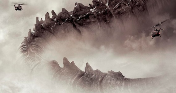 Godzilla Reboot Creature Design Godzilla Score to be Composed by Alexandre Desplat