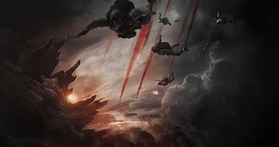 Godzilla Reboot Parachute Jump Godzilla: Other Monsters We Could See in the Reboot