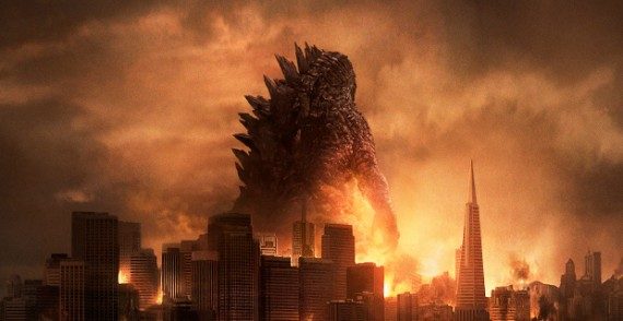 New Godzilla Images & Featurette: Gareth Edwards Favorite Movie Monsters
