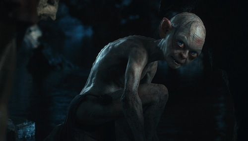 Gollum Andy Serkis The Hobbit Movie The Hobbit: An Unexpected Journey Review