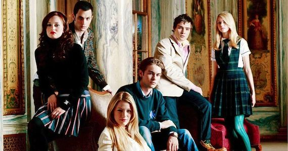 Gossip Girl Cast CW Buys Copeland Prep from Gossip Girl Producers & Bret Easton Ellis