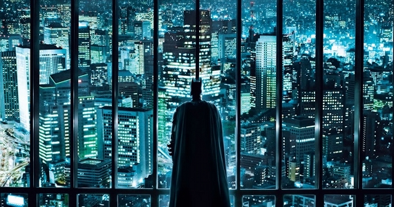 Gotham City in Batman vs. Superman Detroit Michigan New Batman vs. Superman Production Budget & Michigan Shoot Details Revealed