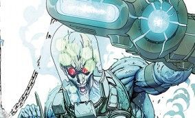 Mr. Freeze Confirmed for 'Gotham'