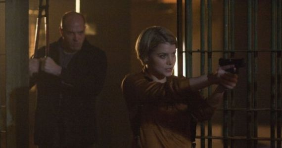 Graham Sheilds and Sarah Jones Alcatraz The Ames Bros. FOX Alcatraz Season 1, Episode 8: The Ames Bros. Recap