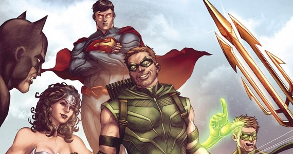 Green Arrow in Justice League Will Arrow Crossover With the DC Justice League Movie Universe?
