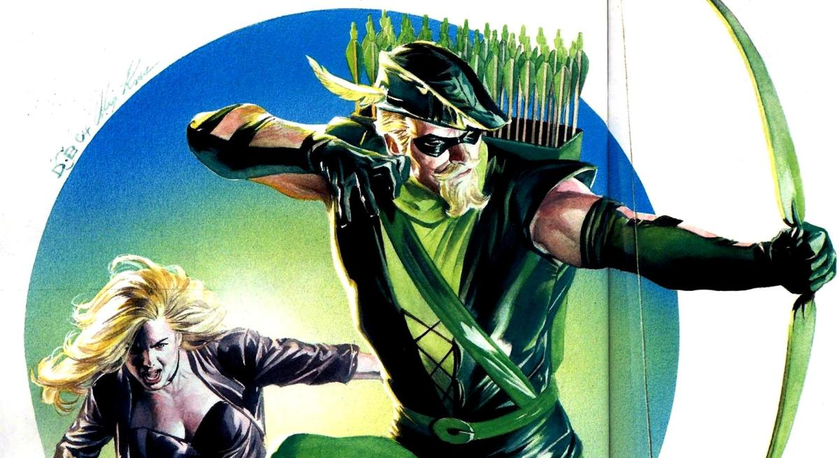 10 facts you need to know about green arrow