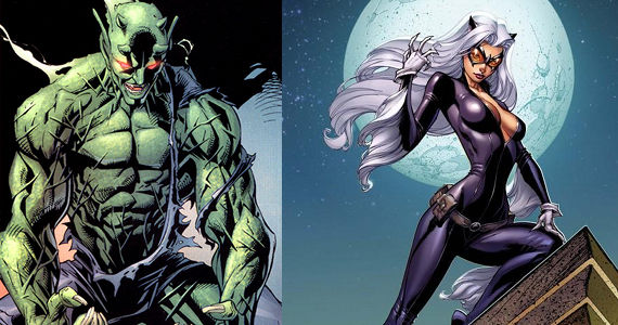 'Amazing Spider-Man 2′: New Green Goblin & Black Cat ...