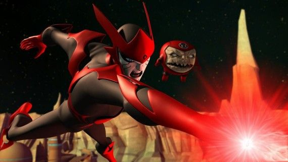 Green Lantern Animated Series Red Lanterns 570x320 Green Lantern Animated Series   Red Lanterns