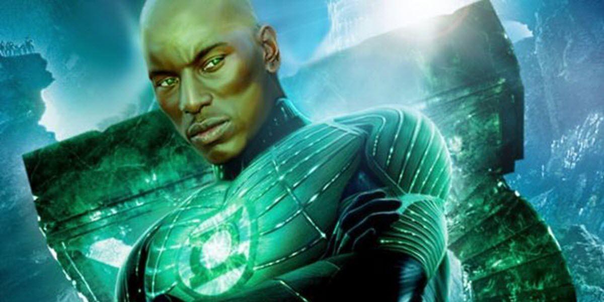 Tyrese Gibson as Green Lantern