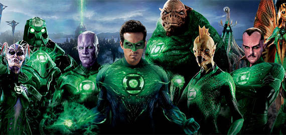 Green Lantern Official Trailer 2 Marvel Studios Head Talks Guardians of the Galaxy Avoiding Green Lantern Problems
