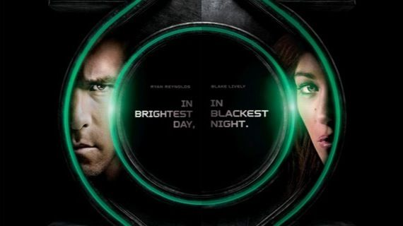 Green Lantern Promo 1 New Green Lantern Movie Posters