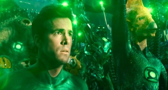 Green Lantern movie trailer Ryan Reynolds Tomar Re Superhero Movie Showdown: Thor, X Men, Green Lantern & Captain America